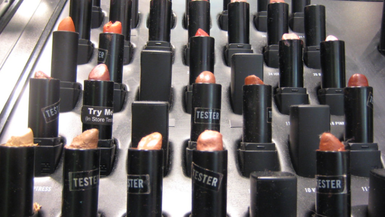 Makeup Testers Could Possibly Disappear